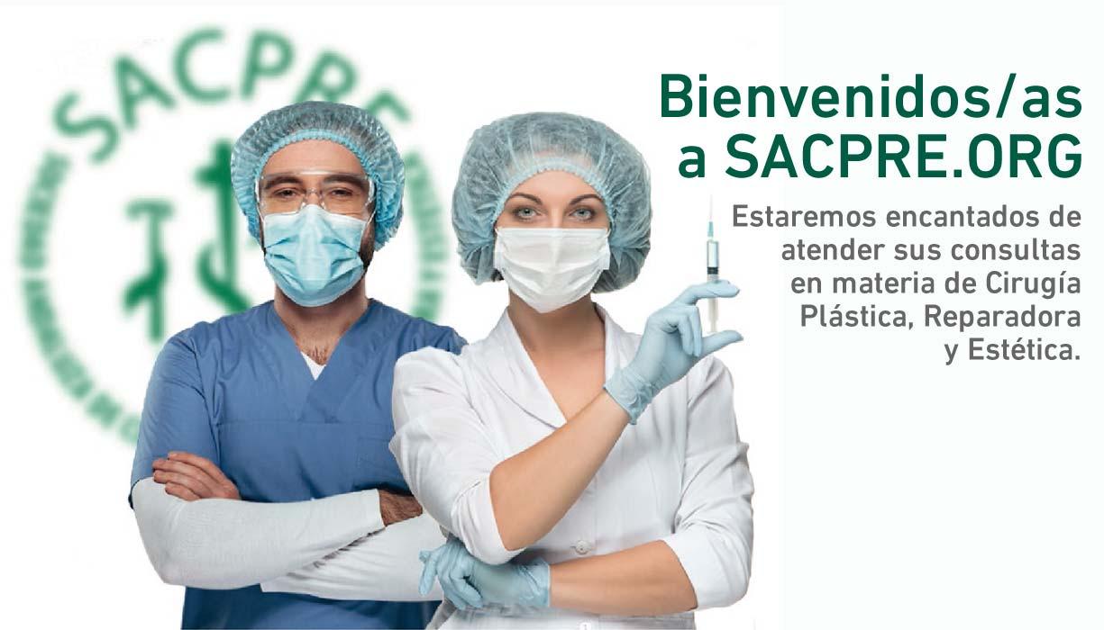 Bienvenidos/as a SACPRE