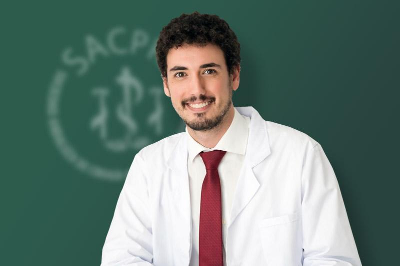 Dr. Francisco Íñiguez Castro - Vocal Residentes