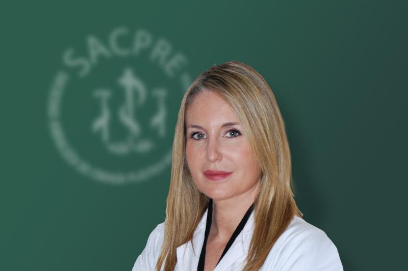 Dra. Raquel Pérez Fernández - Vocal Granada
