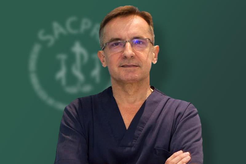 Dr. Alberto Redondo Camacho - Vocal Córdoba