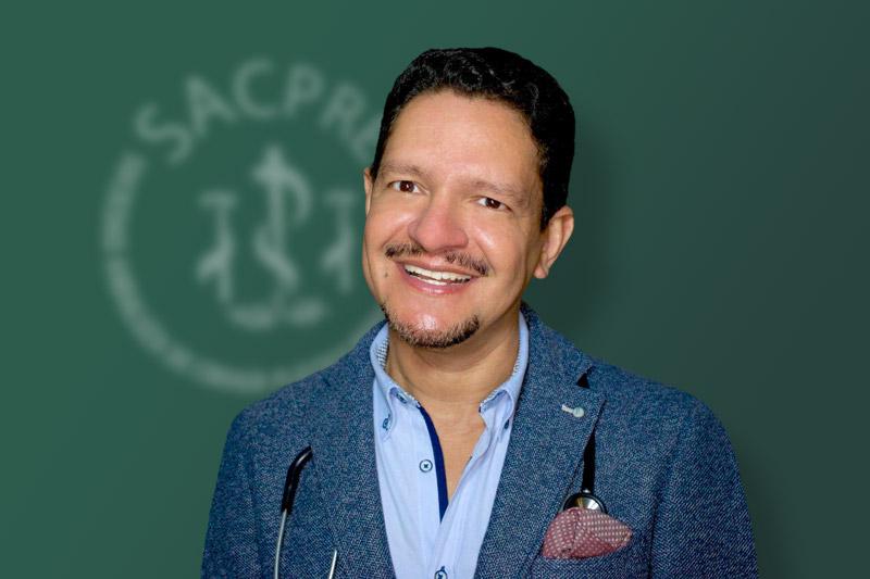 Dr. Eric Serrano Corro - Secretario