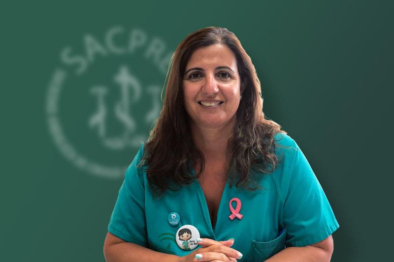Dra. María del Mar García Millán - Vocal Huelva